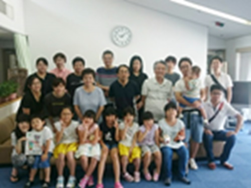 支部総会の写真