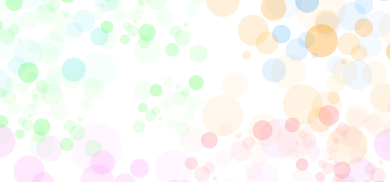水玉背景画像
